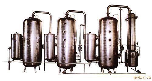 关键词:三效蒸发器 三效蒸发浓缩-WZ III 三效蒸发器