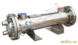 不锈钢水冷式后部冷却器图片